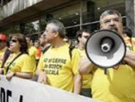 Trabajadores de Bosch de Alcalá de Henares parten hacia Sttugart para protestar contra el cierre