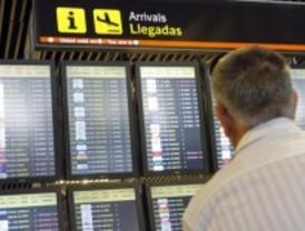Un 14% menos de vuelos esta Semana Santa
