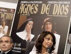 Cristina Higueras y Fiorella Faltoyano protagonizan 'Agnes de Dios'