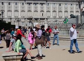 El Ayuntamiento de Madrid entrevé