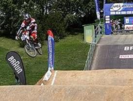 El Palacio de Deportes acogerá el 27 de marzo el inicio de la Copa del Mundo de BMX Supercross
