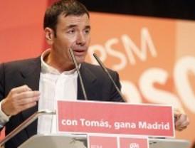 Tomás Gómez será portavoz del Grupo Parlamentario Socialista