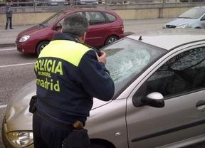 Un coche atropella a un ciudadano chino en la Avenida de Andalucía