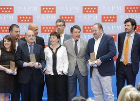 La Asociación de la Prensa premia a los mejores periodistas de 2012