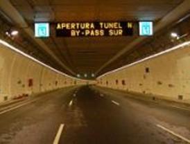 Abierto el túnel norte del by-pass sur de la M-30