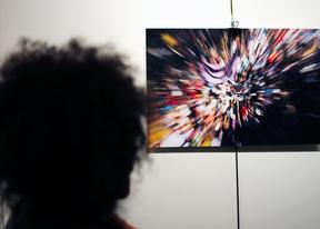 Fotografía de Kike Rincón en la exposición '#Crisis / Contestación social'