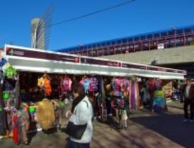 Arranca la Feria de Navidad de Latina