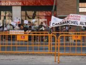 Los vecinos de Carabanchel ofrecen el PAU para Madrid'16