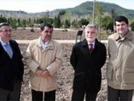 Un arboreto convierte a Alcalá en la primera ciudad en protección y exposición de flora mediterránea