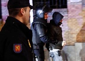 Uno de los detenidos en las manifestaciones de enero en apoyo a Gamonal.