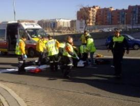 Fallece un hombre tras ser arrollado por un vehículo en el ensanche de Vallecas