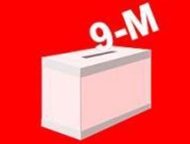 38 partidos aspirarán a repartirse los cuatro escaños de Madrid en el Senado