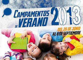 Campamentos de Verano 2013.