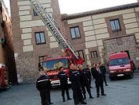 Vicálvaro albergará un parque de bomberos