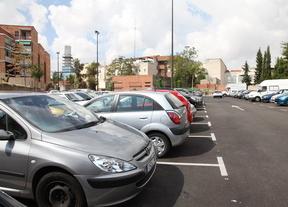 Nuevo parking gratuito en la zona centro de Getafe