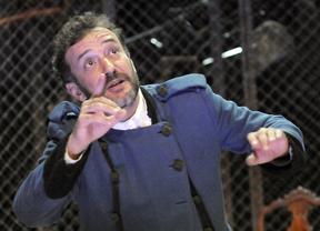 Las Naves del Español recrean el 'Diario de un loco'