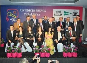 Los premios Cataluña APEI reconocen la labor periodística de la temporada