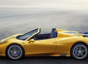 Ferrari 458 Speciale A, el spider más potente construido