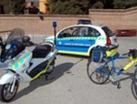 El Ayuntamiento dota de 18 vehículos a los agentes de Movilidad