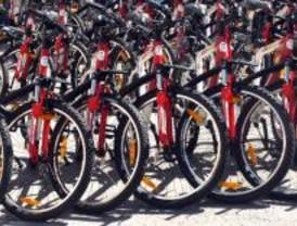 Bicicletas para recorrer el sudeste de la región