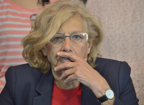 Carmena insiste a Aguirre en un debate a seis y con datos consensuados