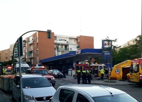 Los heridos por la explosión en Carabanchel permanecen graves