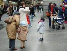 Seis de cada diez familias madrileñas, de acuerdo con pegar una bofetada a tiempo