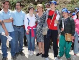 Aguirre puesta por el empleo para potenciar la integración de los discapacitados