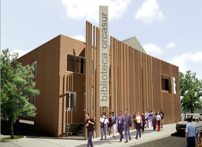 La biblioteca Gabriel García Márquez reabrirá antes de 2015