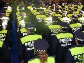 La Policía asegura que los nuevos uniformes tienen la aprobación de los sindicatos