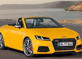 Audi TT y TTS Roadster, tecnología a techo abierto