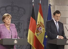 Merkel con Rajoy