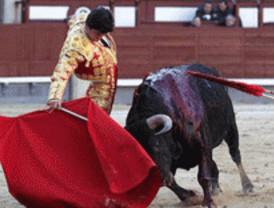 Indigno encierro de Madrid y triunfo de Juan del Álamo