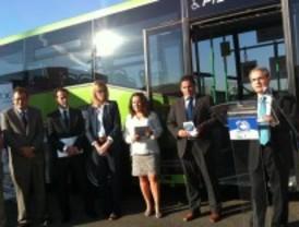 La línea 516 estrena wifi gratuito en los autobuses