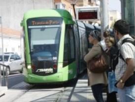 El alcalde de Parla reclama a la Comunidad que trate al tranvía de Parla igual que otros metros