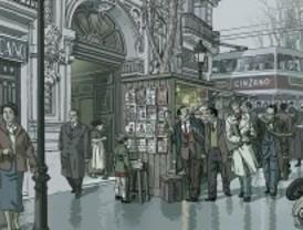 Retrospectiva del cómic español en Tres Cantos