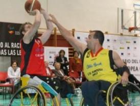 La final de la copa de Europa de baloncesto en silla de ruedas se disputará en Getafe