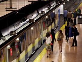 Despedidos los vigilantes agresores de Metro