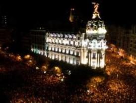 Cientos de miles de madrileños participaron en La Noche en Blanco