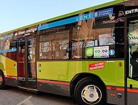 Autobuses para llegar a todos los rincones