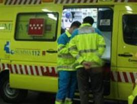 Herido grave un joven de 21 años cuyo vehículo se salió de la calzada