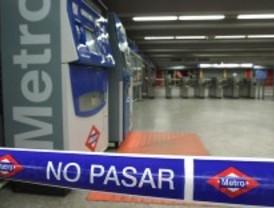 Metro y sindicatos conciliarán el lunes sobre la indemnización de la huelga