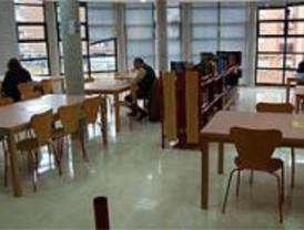 Las bibliotecas están abiertas las 24 horas para la preparación de los exámenes