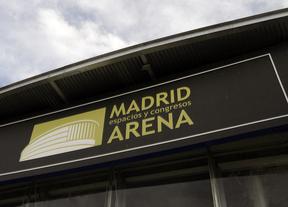 Seguriber y Diviertt acusan a Madridec de ordenar abrir el portón del Madrid Arena