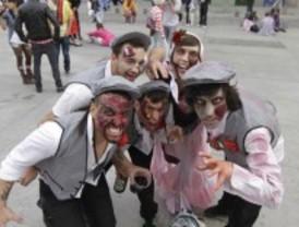 Una horda zombie invadirá Madrid