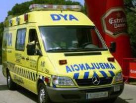 PSOE dice que las ambulancias tardan más que el transporte público