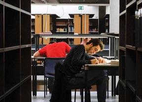 La biblioteca María Zambrano abre durante 24 horas por exámenes