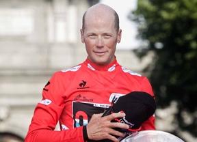 Horner se corona en Madrid como el 'rey' de la Vuelta