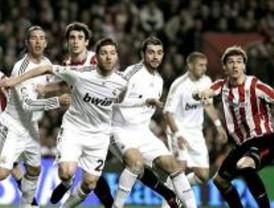 El Real Madrid sucumbe en San Mamés