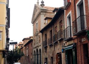Madrid estudia buscar los restos de Cervantes en el barrio de Las Letras